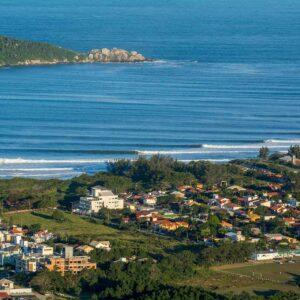 Foto aérea das direitas do Campeche